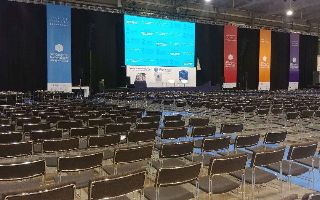5 apuntamentos sobre o XII Congreso Nacional da Avogacía (Valladolid 2019)